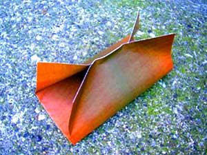 木目の紙の器(その2)