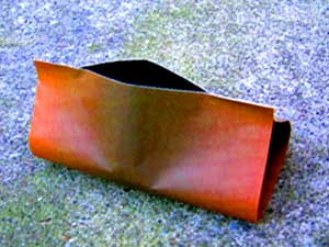 木目の紙の器(その3)